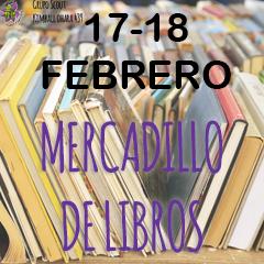 MERCADILLOS DE LIBROS