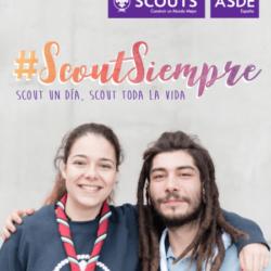#ScoutSiempre. Celebramos el Día del Fundador