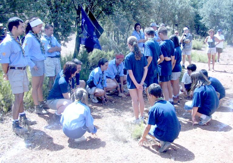 Campamento de Ruidera 2003